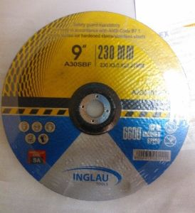 Resin Bonded Cutting and Grinding Wheel pictures & photos