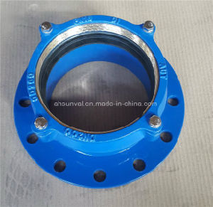 PE/PVC Restrained Flanged Adaptor, Pn16 pictures & photos