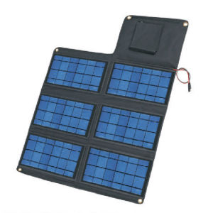 45W Solar Foldable Backpack Charger