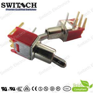 china sgs sub miniature right angle pcb button midium size bolt