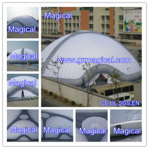 Giant Outdoor Inflatable Activity Tent (MJE-079) (MIC-744) pictures & photos