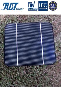 Best Selling 5 Inch Mono Solar Cell with Cheap Price pictures & photos