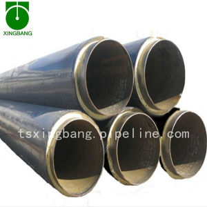 China 3 Inch Fireproof Underground Insulation Pipe For