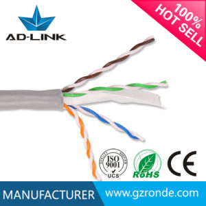 China Telecommunication UTP CAT6 Copper Cable Color Code - China ...