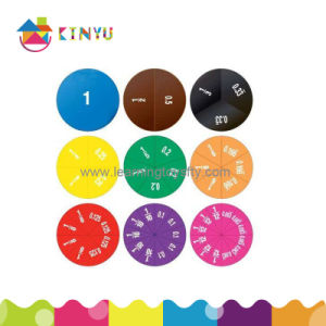 Kids and Children Products - Fraction Circles (K020) pictures & photos