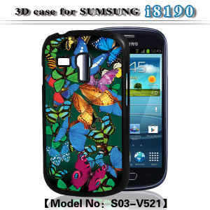 3D Case for Samsung I8190 (V521) pictures & photos