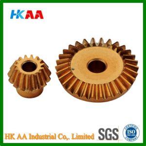 High Precision Brass Bevel Gear pictures & photos