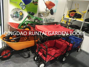 Hot Sell Qingdao Produce Foldable Wagon (FW3016-1) pictures & photos