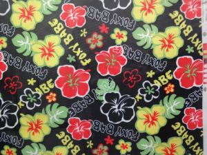 Most Beautiful Falower Printing 600d Fabric! pictures & photos