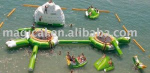 Hot Summer Inflatable Aqua Park for Fun (mic-505) pictures & photos