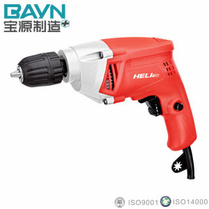 10mm 750W Classic Model Variable Speed Switch Electric Drill (10-7)