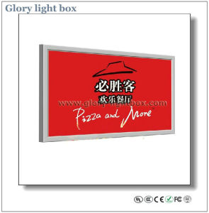 Advertising Fabric LED Backlit Light Box pictures & photos