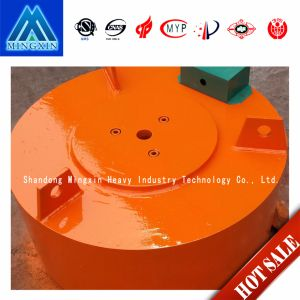 High Power Dry Type Electromagnetic Magnetic Separator for Iron Ore pictures & photos