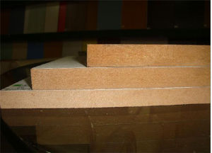 MDF / China MDF Board pictures & photos