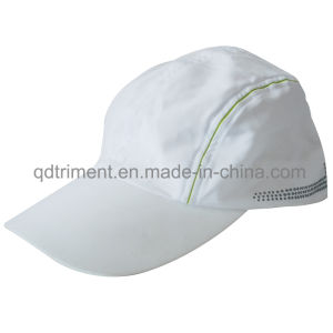 Microfiber Polyester Outdoor Running Sport Baseball Cap (TRRC007) pictures & photos