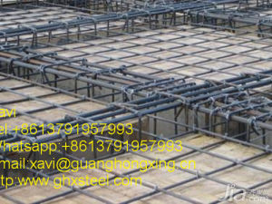 JIS Standard Hot Rolled Steel Rebar, Deformed Rebar