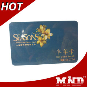 RFID Contactless PVC Card (A0026)