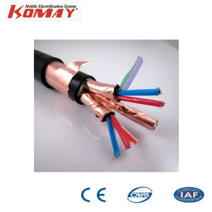 Flexible Copper Wire Screen Kvvrp Control Cable