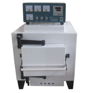 1300/1600c High Temperature Muffle Furnace, Box Type Resistance Furnace pictures & photos