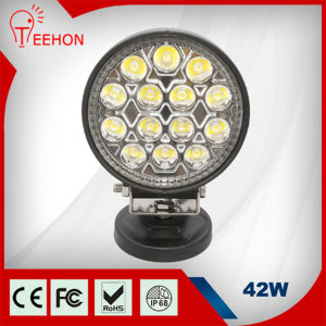 Ce&RoHS 42W LED Work Light 12V Car LED Light pictures & photos