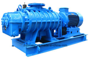 Three-Lobe Rotary Blower Used in Environmental Fields pictures & photos
