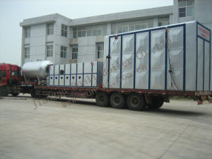 Horizontal Biomass Fired Thermal Oil Boiler for Sale pictures & photos