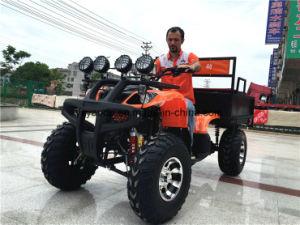 150cc/200cc Newest Gy6 Engine Farm ATV/ Farm UTV with Reverse Gear Hot Sale