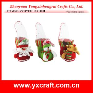 Christmas Decoration (ZY11S136-1-2) Christmas Snowman Tree Decoration Christmas Manufacturer pictures & photos