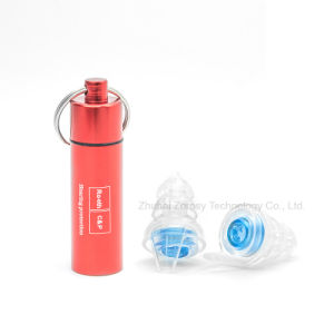 OEM High Quality Anti-Noise Silicone Earplug