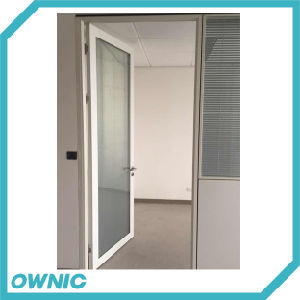 Alu Alloy Frame Glass Swing Door for ICU Room pictures & photos