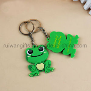 Animal Horse Soft PVC Key Chain in Souvenirs pictures & photos