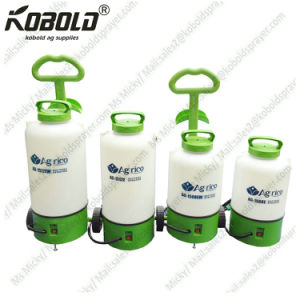 8L Wheels Battery Sprayer, Trolley Garden Sprayer pictures & photos