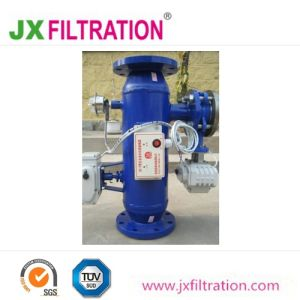 High Capacity Automatic Back Flushing Strainer Filter pictures & photos