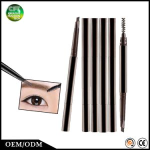 Get $100 Coupons Long Lasting Waterproof Cosmetics Eyebrow Pencil with Brush pictures & photos