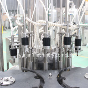 Automatic Alcohol Liquid Filling Bottling Machine pictures & photos