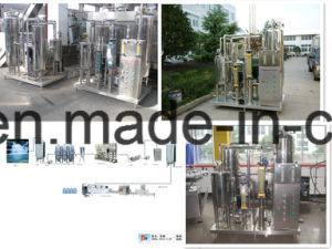 Full Automatic 3000L/H Carbonated Drinks Mixer pictures & photos
