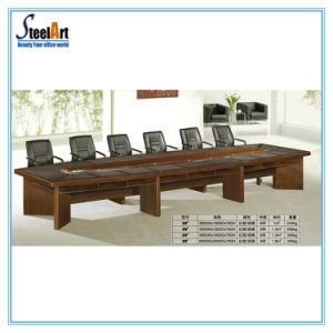China Office Furniture Big Wooden Conference Table FEC China - Large wooden conference table