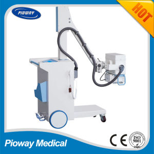 Hot Sale 100mA High Frequency Mobile X-ray Equipment (PLX101C)
