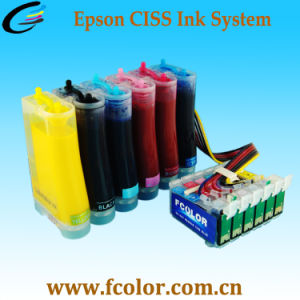 917f9dc32 China Epson 1400 Printer Sublimation CISS Ink System with Transfer ...