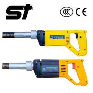 Concrete internal vibrator electric hand tool