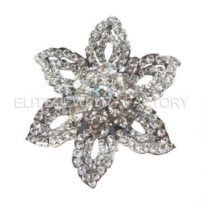 Flower-Shapedjewelry Fashion Brooch (B699)