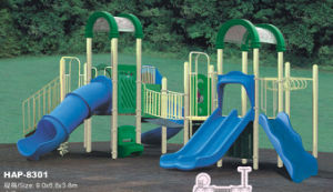 Outdoor Playgrounds (HAP-8301) pictures & photos