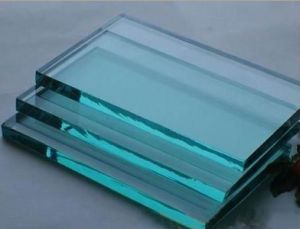 2-19mm Clear Float Glass Sheet with CE&ISO9001