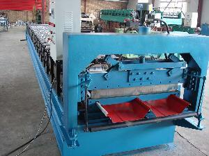 Arch Roll Forming Machine