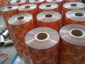 Printing and Laminating Roll Films for Packaging pictures & photos