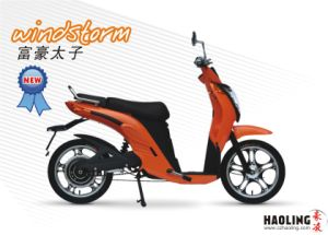 E-Scooter With EEC