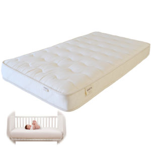 Baby Crib Simple Design Baby Mattress for Wooden Bed