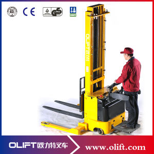 3.3m Full Electric Stacker/Electric Pallet Stacker (with CE)