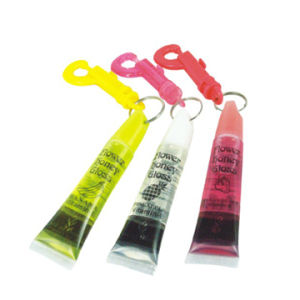 Lip Gloss Tube with Plastic Hook (LS38)