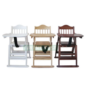 Baby High Pine Dining Chair (GF-Y004)